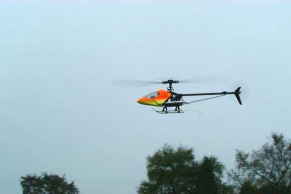 Ventajas de volar un helicóptero RC